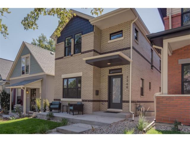 3346 W Hayward Place, Denver, CO 80211 (#8255458) :: The Pete Cook Home Group
