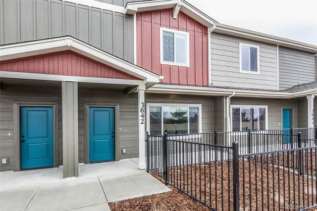 3642 Ronald Reagan Avenue, Wellington, CO 80549 (MLS #8258803) :: Bliss Realty Group