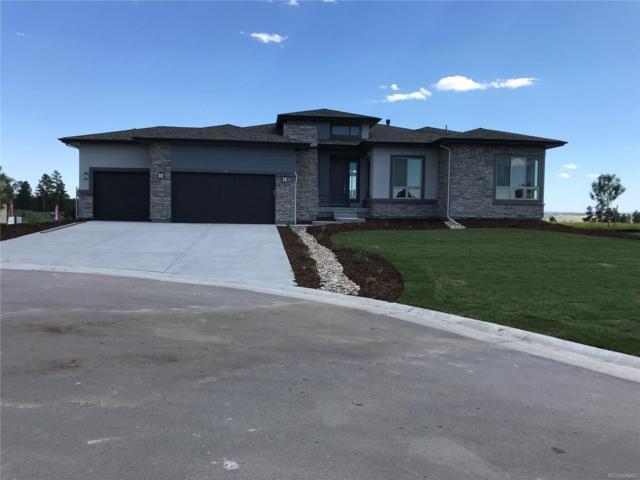 9740 Sunridge Court, Parker, CO 80134 (MLS #8258810) :: Kittle Real Estate