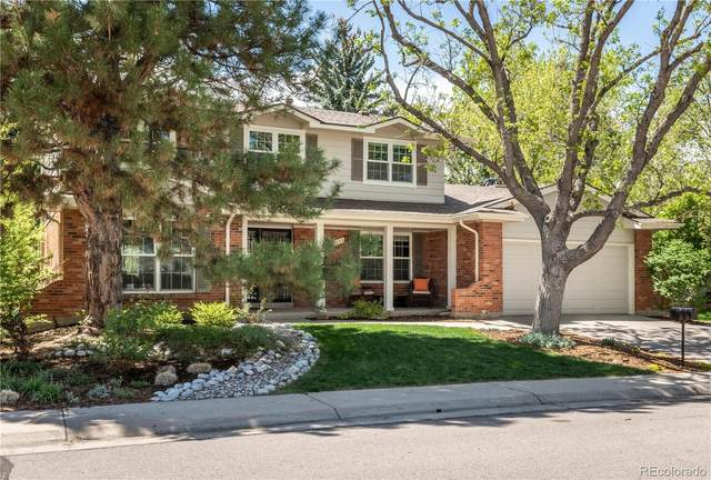 4153 S Quince Street, Denver, CO 80237 (#8263197) :: The DeGrood Team