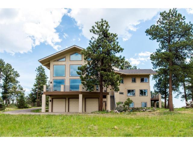 1523 Copper Rose Drive, Golden, CO 80401 (MLS #8267622) :: 8z Real Estate