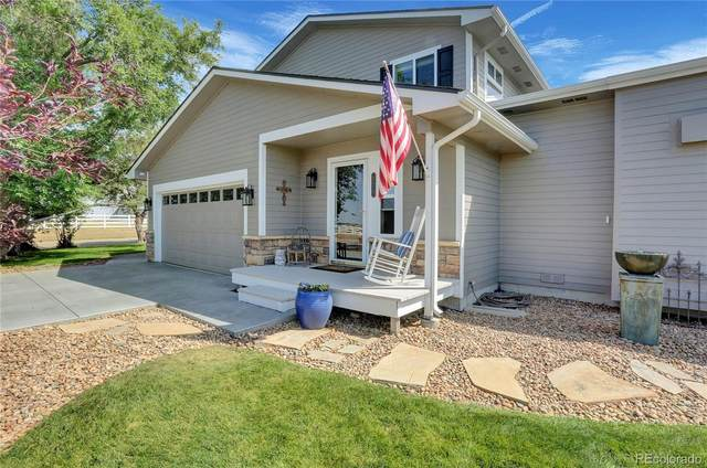 375 Conestoga Road, Franktown, CO 80116 (MLS #8267730) :: 8z Real Estate