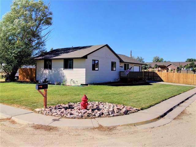 415 8th Street, Limon, CO 80828 (#8268314) :: The DeGrood Team