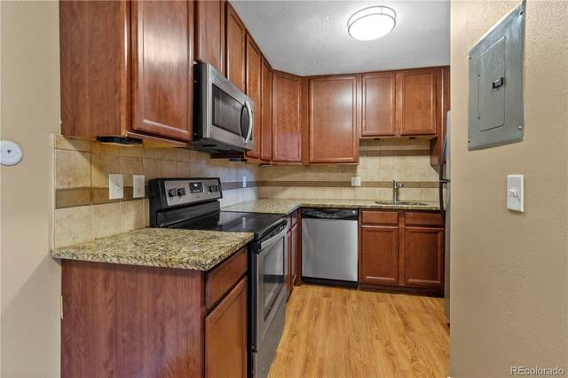 15390 E Arizona Avenue #101, Aurora, CO 80017 (#8271337) :: Kimberly Austin Properties