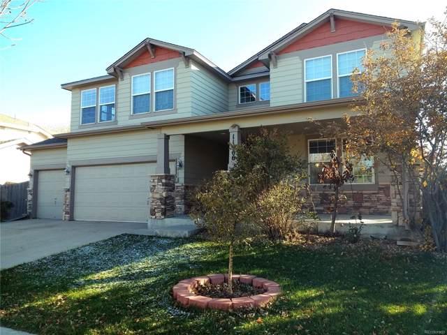11506 E 119th Place, Henderson, CO 80640 (MLS #8273742) :: 8z Real Estate