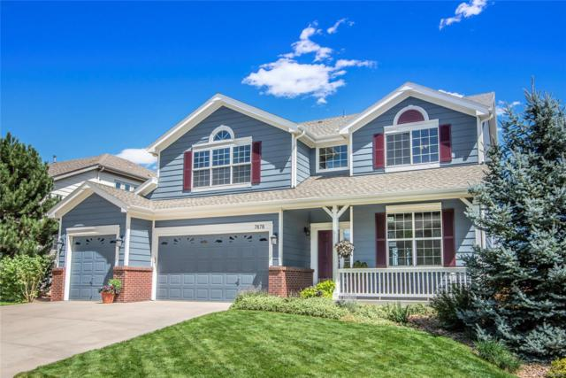 7878 Solstice Way, Castle Rock, CO 80108 (#8275823) :: The Griffith Home Team