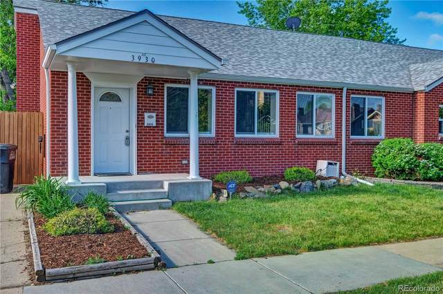 3930 W 14th Avenue, Denver, CO 80204 (#8276544) :: HomeSmart Realty Group
