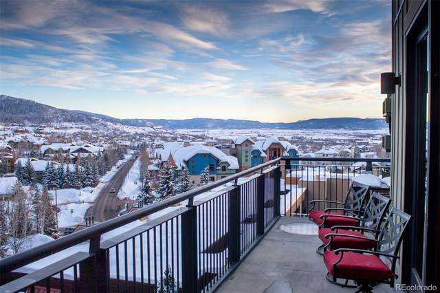 2250 Apres Ski Way R608, Steamboat Springs, CO 80487 (#8279884) :: Symbio Denver