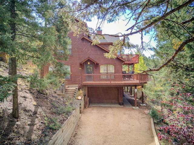 1131 Pine Ridge Road, Woodland Park, CO 80863 (MLS #8280996) :: 8z Real Estate
