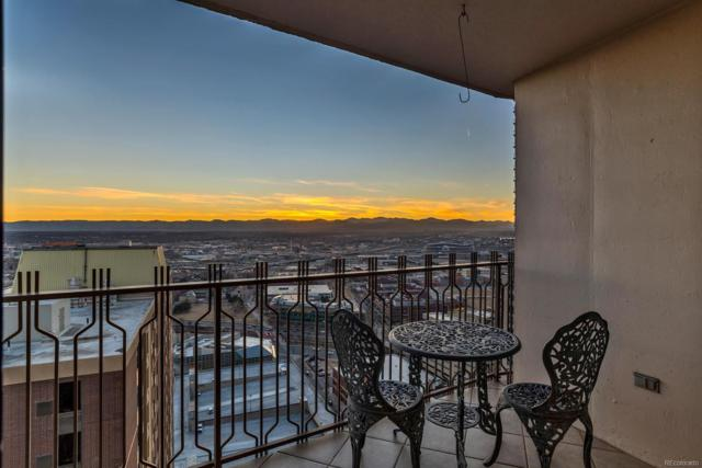 1020 15th Street 38LM, Denver, CO 80202 (#8284917) :: The Pete Cook Home Group
