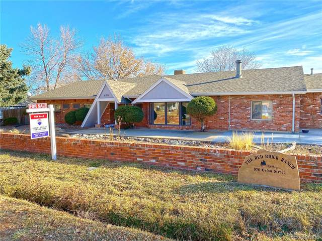 870 Orion Street, Golden, CO 80401 (#8289809) :: Berkshire Hathaway Elevated Living Real Estate