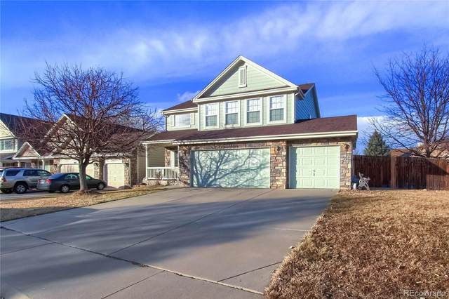 19193 E Amherst Drive, Aurora, CO 80013 (#8292706) :: The Healey Group