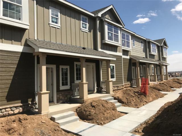 14700 E 104th Avenue #3404, Commerce City, CO 80022 (#8295245) :: The HomeSmiths Team - Keller Williams