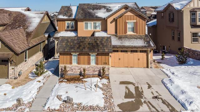 10626 Greycliffe Drive, Highlands Ranch, CO 80126 (#8300377) :: The Griffith Home Team