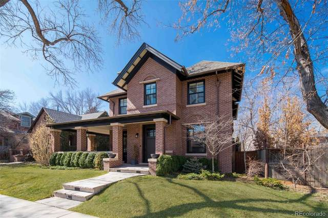 1041 S Gilpin Street, Denver, CO 80209 (#8301749) :: The DeGrood Team