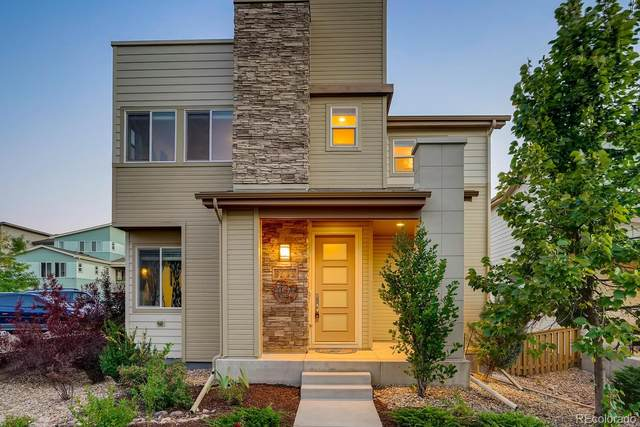 9646 Dunning Circle, Highlands Ranch, CO 80126 (#8302019) :: The DeGrood Team
