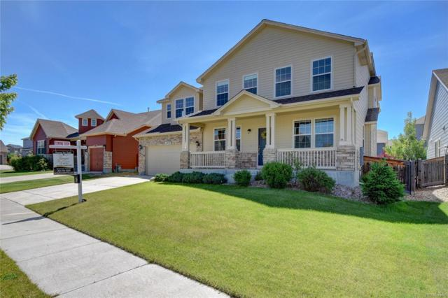 11972 S Copper Creek Circle, Parker, CO 80134 (#8303464) :: The HomeSmiths Team - Keller Williams