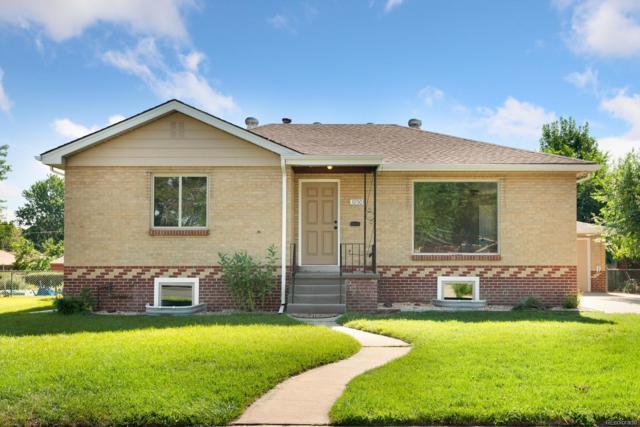 3950 Lamar Street, Wheat Ridge, CO 80033 (#8304714) :: RazrGroup