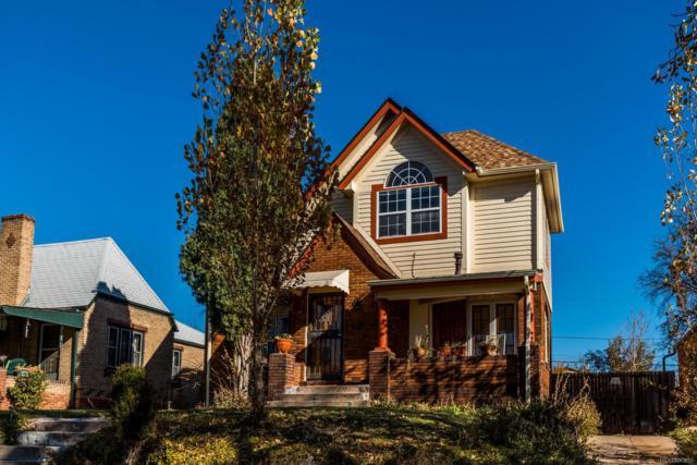 2742 N Milwaukee Street, Denver, CO 80205 (MLS #8305115) :: 8z Real Estate