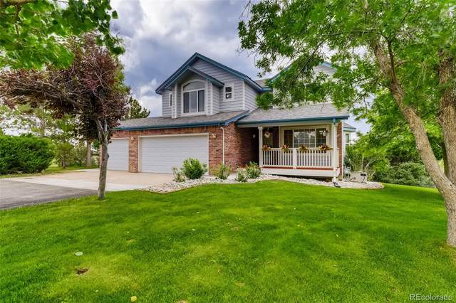 9351 E Summit Road, Parker, CO 80138 (MLS #8305399) :: Clare Day with Keller Williams Advantage Realty LLC