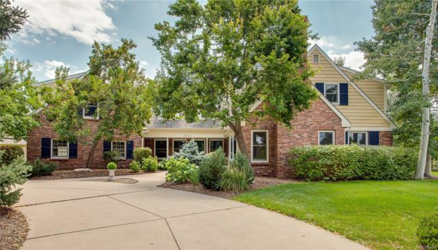 5675 S Alexander Court, Greenwood Village, CO 80121 (#8307776) :: The Galo Garrido Group