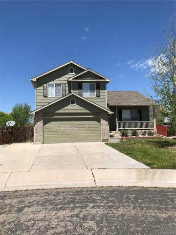 11809 E 117th Place, Commerce City, CO 80640 (#8309605) :: The Griffith Home Team