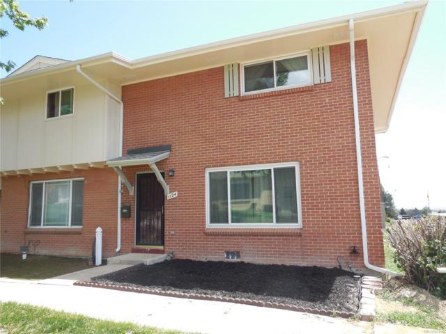1124 W 88th Avenue, Thornton, CO 80260 (#8310207) :: The Peak Properties Group