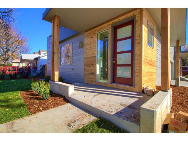 5757 W 20th Avenue, Edgewater, CO 80214 (MLS #8313986) :: 8z Real Estate