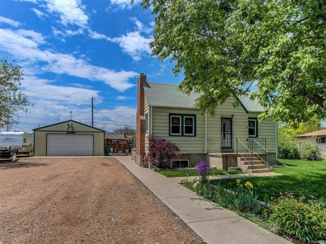 4405 Gladiola Street, Golden, CO 80403 (MLS #8314849) :: Bliss Realty Group