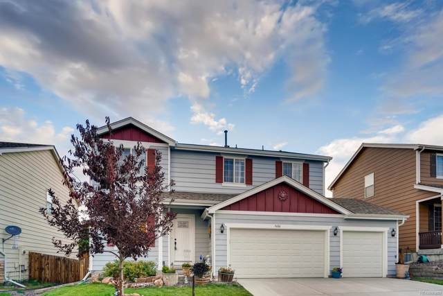 5486 S Shawnee Way, Aurora, CO 80015 (#8314966) :: James Crocker Team