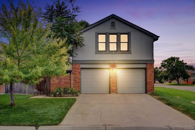 9320 W 87th Place, Arvada, CO 80005 (#8315224) :: The Griffith Home Team