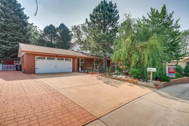 2476 Vivian Street, Lakewood, CO 80215 (#8317057) :: The Peak Properties Group