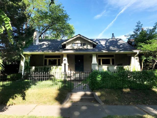 169 S Franklin Street, Denver, CO 80209 (#8317937) :: The HomeSmiths Team - Keller Williams