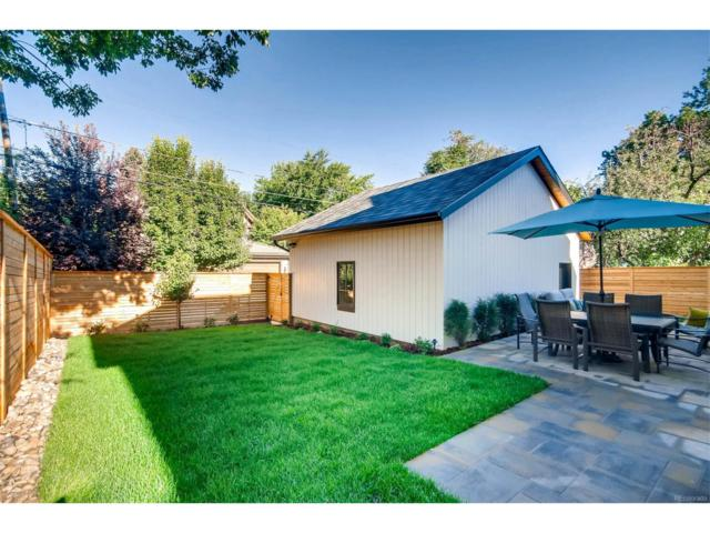 919 S Columbine Street, Denver, CO 80209 (MLS #8318013) :: 8z Real Estate