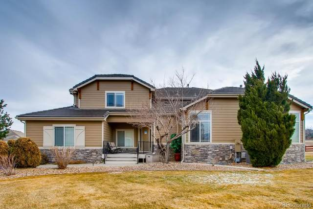 6452 Umber Circle, Arvada, CO 80007 (MLS #8318480) :: Bliss Realty Group