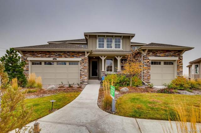 343 Flagstick Point, Castle Pines, CO 80108 (#8320752) :: Wisdom Real Estate