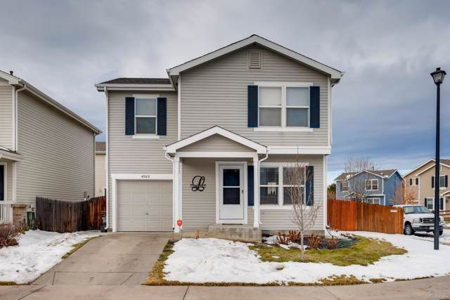 4563 S Simms Court, Morrison, CO 80465 (#8331701) :: Berkshire Hathaway Elevated Living Real Estate