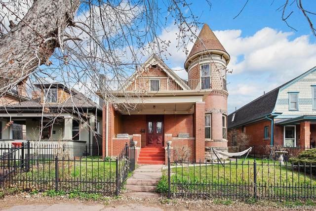 2241 W 34th Avenue, Denver, CO 80211 (#8333467) :: Bring Home Denver with Keller Williams Downtown Realty LLC