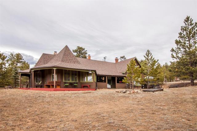 898 Fish Creek Road, Estes Park, CO 80517 (MLS #8334369) :: 8z Real Estate