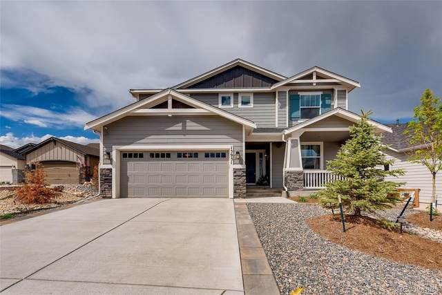15951 Lake Mist Drive, Monument, CO 80132 (#8335607) :: Berkshire Hathaway Elevated Living Real Estate