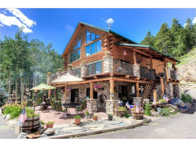 34654 Seldom Seen Road, Golden, CO 80403 (MLS #8336455) :: 8z Real Estate
