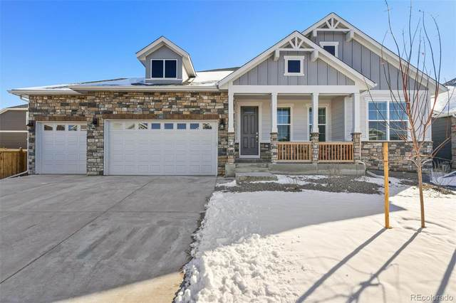 1922 Wingfeather Lane, Castle Rock, CO 80108 (MLS #8337267) :: 8z Real Estate