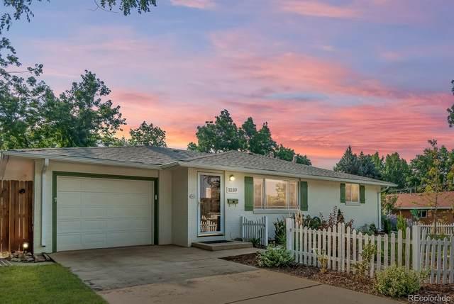 1039 Sunset Street, Longmont, CO 80501 (MLS #8339607) :: Stephanie Kolesar
