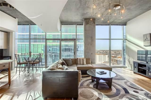1700 Bassett Street #2102, Denver, CO 80202 (#8339686) :: Venterra Real Estate LLC