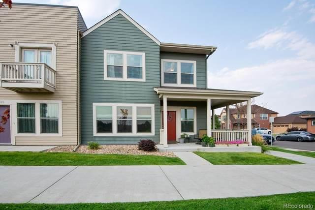 7895 Martin Luther King Boulevard, Denver, CO 80238 (#8340690) :: Kimberly Austin Properties