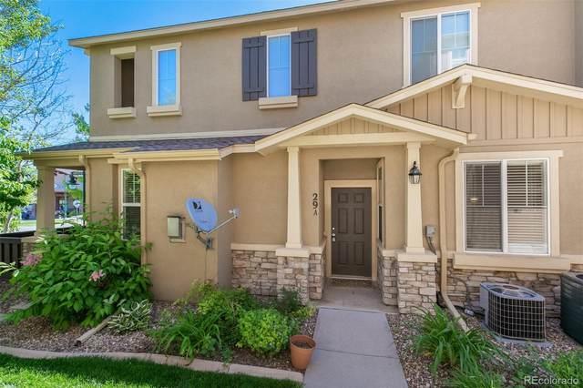 10573 Parkington Lane 29A, Highlands Ranch, CO 80126 (MLS #8343256) :: Find Colorado