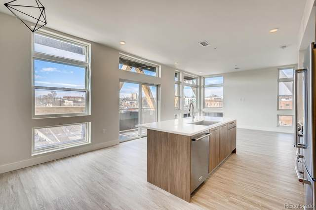 2880 Zuni Street #404, Denver, CO 80211 (#8343563) :: Wisdom Real Estate