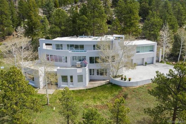 1765 Foothills Drive S, Golden, CO 80401 (#8349138) :: Berkshire Hathaway HomeServices Innovative Real Estate