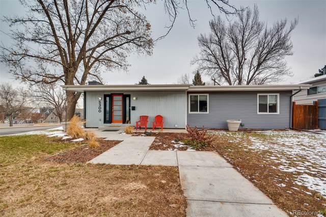 5300 S Greenwood Street, Littleton, CO 80120 (MLS #8349189) :: 8z Real Estate
