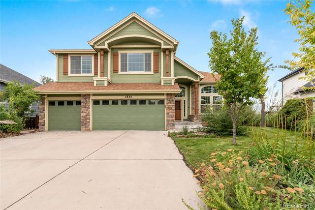 5834 Huntington Hills Drive, Fort Collins, CO 80525 (#8349762) :: The DeGrood Team